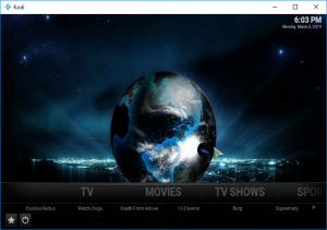 Kodi Revelation Build