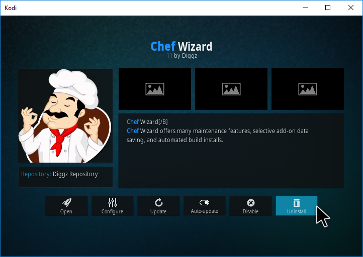 Chef Wizard Xenon